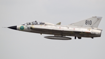 Photo ID 142941 by turnandslip. Private Swedish Air Force Historic Flight Saab Sk35C Draken, SE DXP