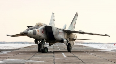 Photo ID 142968 by Sergey Chaikovsky. Russia Air Force Mikoyan Gurevich MiG 25RBT,