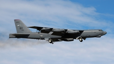 Photo ID 143067 by Radim Koblizka. USA Air Force Boeing B 52H Stratofortress, 61 0031