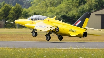 Photo ID 143426 by Alex van Noye. Private GNAT Display Team Folland Gnat T 1, G MOUR