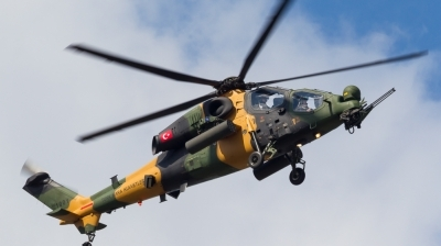 Photo ID 143345 by Andreas Zeitler - Flying-Wings. Turkey Army Agusta Westland TAI T 129 ATAK, 12 1001