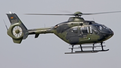 Photo ID 143385 by Niels Roman / VORTEX-images. Germany Army Eurocopter EC 135T1, 82 63