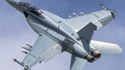 Photo ID 143434 by Kenny Peeters. USA Navy Boeing F A 18F Super Hornet, 168890