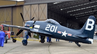 Photo ID 143468 by Günther Feniuk. Private The Fighter Collection Grumman F8F 2P Bearcat, G RUMM