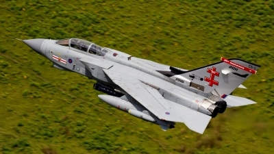 Photo ID 143446 by Neil Bates. UK Air Force Panavia Tornado GR4, ZA600