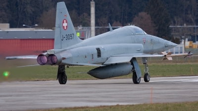 Photo ID 143455 by Andreas Weber. Switzerland Air Force Northrop F 5E Tiger II, J 3097