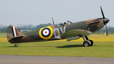 Photo ID 144184 by Stuart Thurtle. Private Mark One Partners LLC Supermarine 300 Spitfire Mk1A, G CFGJ