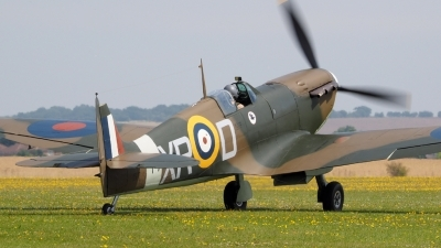 Photo ID 143501 by Stuart Thurtle. Private Comanche Fighters LLC Supermarine 300 Spitfire Mk1A, G AIST