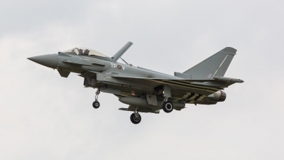 Photo ID 143503 by Doug MacDonald. UK Air Force Eurofighter EF 2000 Typhoon FGR4, ZK308