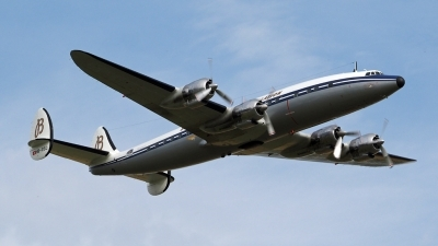 Photo ID 143504 by Stuart Thurtle. Private Super Constellation Flyers Lockheed C 121C Super Constellation L 1049F, HB RSC