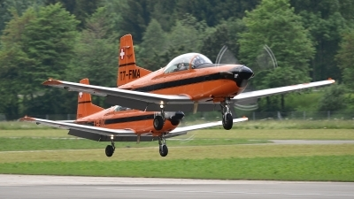 Photo ID 143556 by Martin Thoeni - Powerplanes. Private Fliegermuseum Altenrhein Pilatus PC 7 Turbo Trainer, T7 FMA