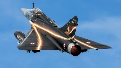 Photo ID 143535 by Robin Coenders / VORTEX-images. France Air Force Dassault Mirage 2000 5F, 51