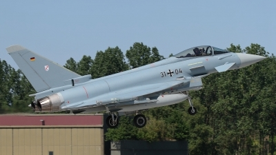 Photo ID 143546 by Rainer Mueller. Germany Air Force Eurofighter EF 2000 Typhoon S, 31 04