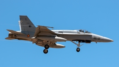 Photo ID 143563 by Bartolomé Fernández. Spain Air Force McDonnell Douglas F A 18A Hornet, C 15 84