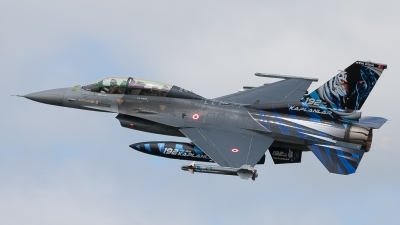 Photo ID 143578 by Markus Schrader. Turkey Air Force General Dynamics F 16D Fighting Falcon, 93 0691
