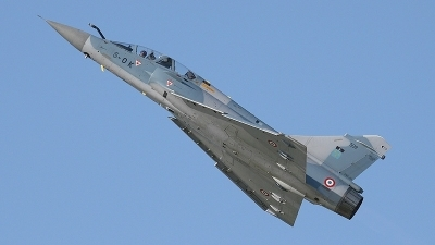 Photo ID 187 by Paul Tiller. France Air Force Dassault Mirage 2000B, 509