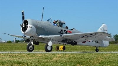Photo ID 143661 by Rod Dermo. Private Private North American SNJ 4 Texan, N24554