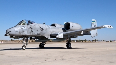 Photo ID 143767 by Alfred Koning. USA Air Force Fairchild A 10C Thunderbolt II, 82 0647