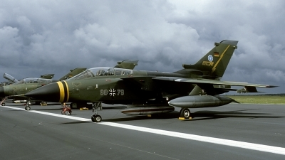 Photo ID 143791 by Joop de Groot. Germany Air Force Panavia Tornado ECR, 98 79