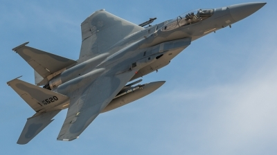 Photo ID 143818 by Steven Valinski. USA Air Force McDonnell Douglas F 15C Eagle, 78 0520