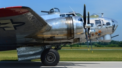 Photo ID 143866 by Rod Dermo. Private Yankee Air Force Boeing B 17G Flying Fortress 299P, N3193G