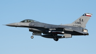 Photo ID 143878 by Brandon Thetford. USA Air Force General Dynamics F 16C Fighting Falcon, 87 0285