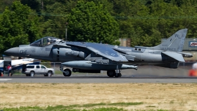 Photo ID 143909 by Russell Hill. USA Marines McDonnell Douglas AV 8B Harrier ll Plus, 165585