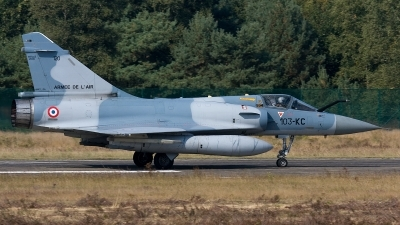 Photo ID 144047 by Rainer Mueller. France Air Force Dassault Mirage 2000C, 120