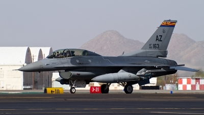 Photo ID 144206 by Alfred Koning. USA Air Force General Dynamics F 16D Fighting Falcon, 89 2163