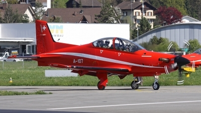 Photo ID 144003 by Andreas Weber. Switzerland Air Force Pilatus PC 21, A 107