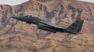 Photo ID 144092 by Steven Valinski. USA Air Force McDonnell Douglas F 15E Strike Eagle, 89 0501
