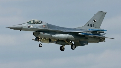 Photo ID 144080 by Rainer Mueller. Netherlands Air Force General Dynamics F 16AM Fighting Falcon, J 199