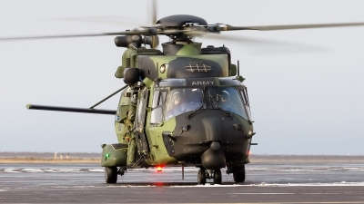 Photo ID 144213 by Alex van Noye. Finland Army NHI NH 90TTH, NH 207