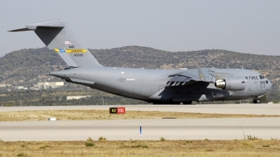 Photo ID 144139 by Panagiotis A. Pietris. USA Air Force Boeing C 17A Globemaster III, 94 0069