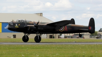 Photo ID 144160 by kristof stuer. UK Air Force Avro 683 Lancaster B I, PA474