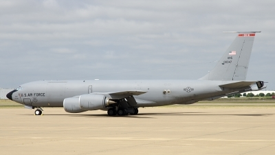 Photo ID 144283 by Brandon Thetford. USA Air Force Boeing KC 135R Stratotanker 717 148, 60 0347