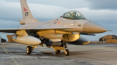 Photo ID 144885 by Alex van Noye. Norway Air Force General Dynamics F 16AM Fighting Falcon, 675