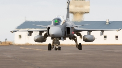 Photo ID 144386 by Alex van Noye. Sweden Air Force Saab JAS 39D Gripen, 39837