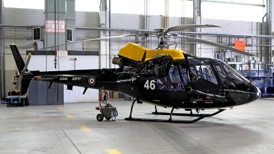 Photo ID 144377 by Carl Brent. UK Army Aerospatiale AS 350BB Squirrel HT2, ZJ246