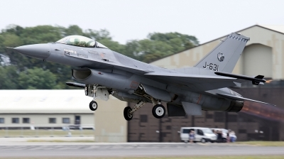 Photo ID 144410 by flyer1. Netherlands Air Force General Dynamics F 16AM Fighting Falcon, J 631