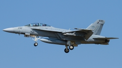 Photo ID 144600 by Russell Hill. USA Navy Boeing F A 18F Super Hornet, 166925