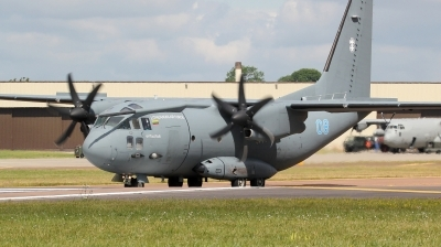 Photo ID 144637 by kristof stuer. Lithuania Air Force Alenia C 27J Spartan, 08