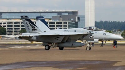 Photo ID 144663 by Russell Hill. USA Navy Boeing F A 18E Super Hornet, 166609