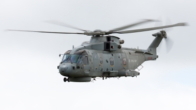 Photo ID 146177 by Walter Van Bel. UK Navy Agusta Westland Merlin HM1 Mk111, ZH838