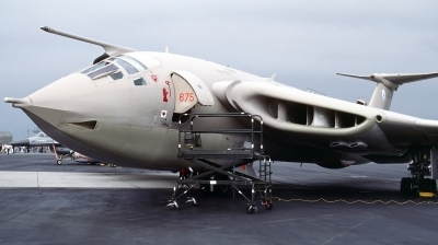 Photo ID 144830 by Alex Staruszkiewicz. UK Air Force Handley Page Victor K2 HP 80, XH675