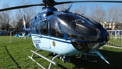 Photo ID 144838 by Martin Kubo. Argentina Police Eurocopter EC 135T2, LQ BXI