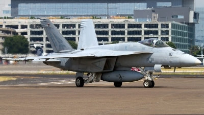 Photo ID 144910 by Russell Hill. USA Navy Boeing F A 18E Super Hornet, 166600