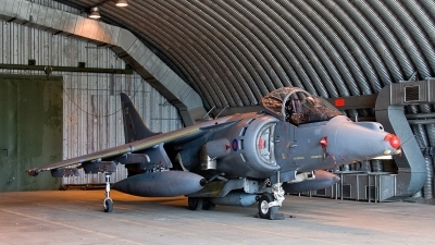 Photo ID 144962 by Jan Eenling. UK Air Force British Aerospace Harrier GR 7, ZD403