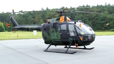 Photo ID 145007 by Lukas Kinneswenger. Germany Army MBB Bo 105P1A1, 86 29