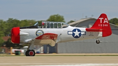 Photo ID 145089 by David F. Brown. Private Private North American SNJ 6 Texan, N3238G